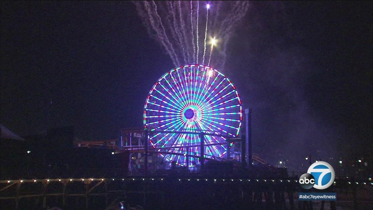 Santa Monica's Pacific Wheel offering free rides for 125th anniversary