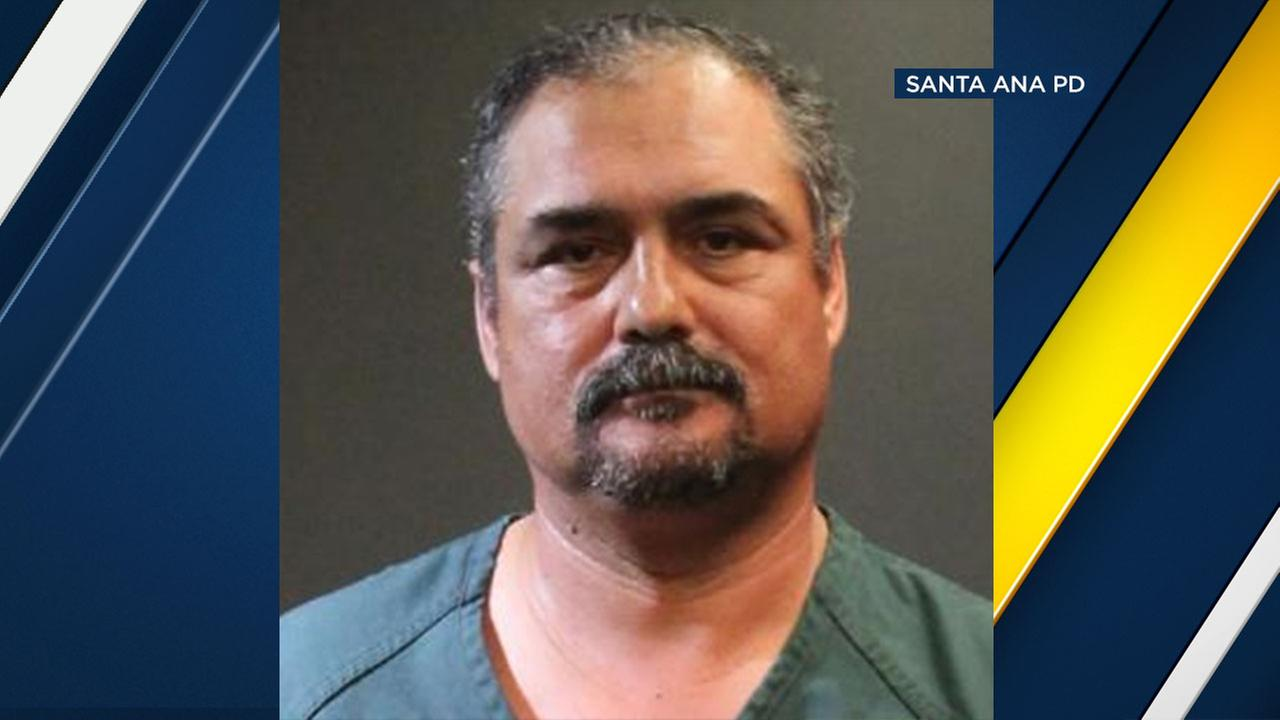 Trinidad Tavarez, a 51-year-old handyman for a Santa Ana church, has been arrested for allegedly molesting a 4-year-old girl.