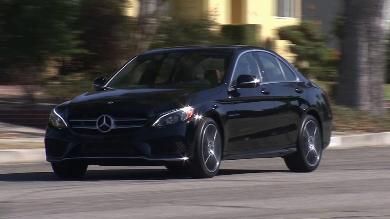 2015 mercedes benz c class no longer the true benz baby for Mercedes benz inland empire