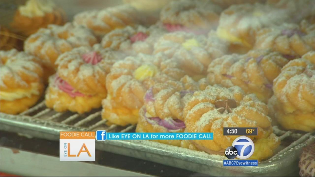 Doughtnuts from The Donut Man in Glendora are shown in this undated file photo.