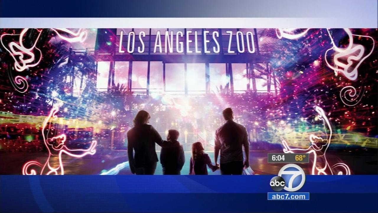 Holiday light show returning to Griffith Park | abc7.com