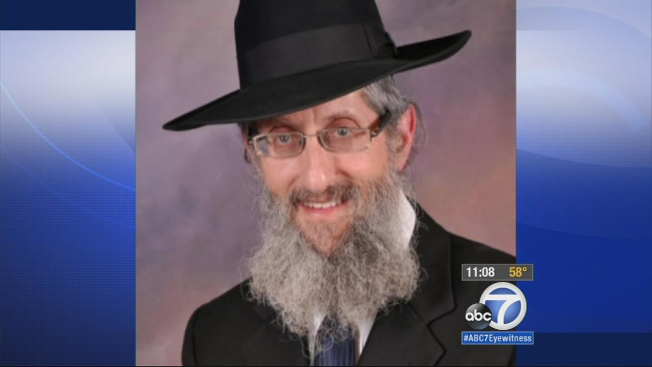 Rabbi Kalman Levine
