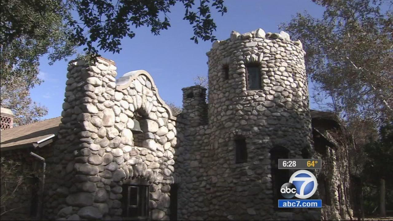 The Lummis House, the castle-like home built by the Los Angeles Times first editor Charles Fletcher Lummis, is facing an uncertain future.