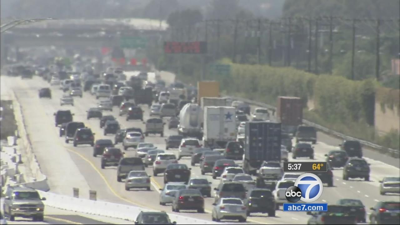 Years of carpool lane construction in Orange County are about to come to an end.