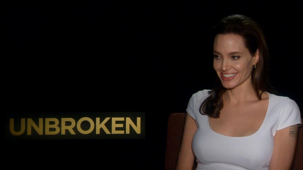 Angelina Jolie says directing her upcoming film Unbroken, based on the life of Torrance resident Louis Zamperini, was the hardest creative project shes ever done in her life.