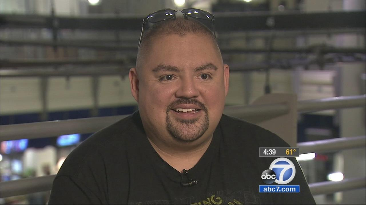 Comedian Gabriel Iglesias juggles his busy stand-up comedy schedule, including two stops in Los Angeles, with a role on ABCs sitcom Cristela.