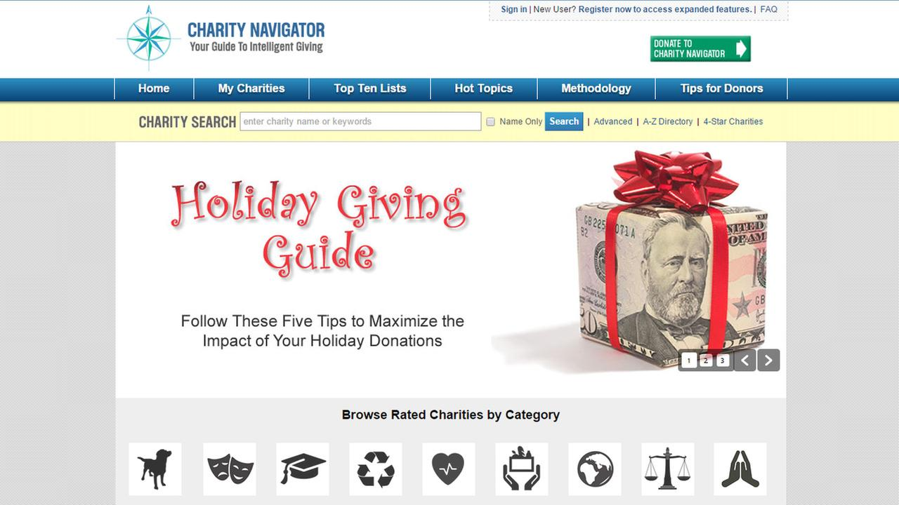 Holiday Charity