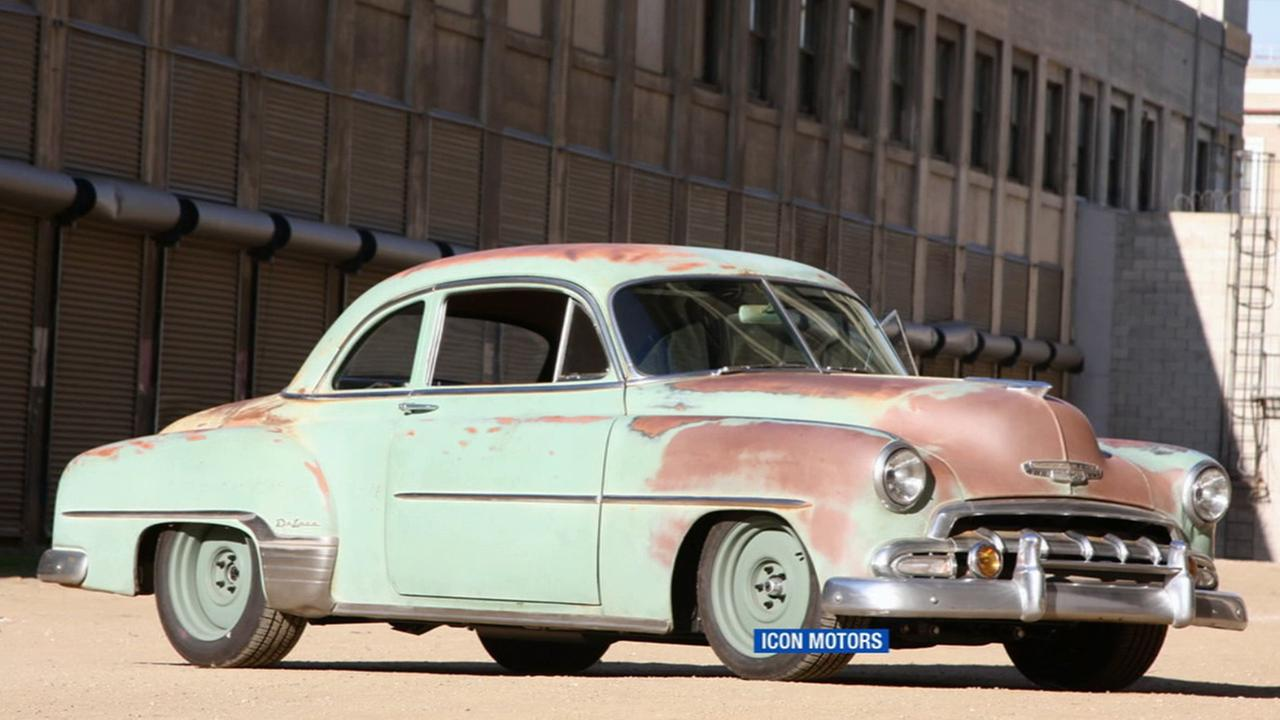 A Derelict cars is shown in this undated file photo.