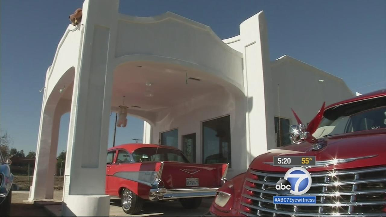 The Route 66 Inland Empire California Association and Rancho Cucamonga residents hope to turn a historic Route 66 gas station into a museum.