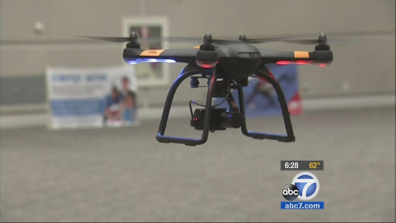 New KeywordAs drones become more popular, the federal government and aviation associations are trying to figure out ways to regulate the use of the flying machines.