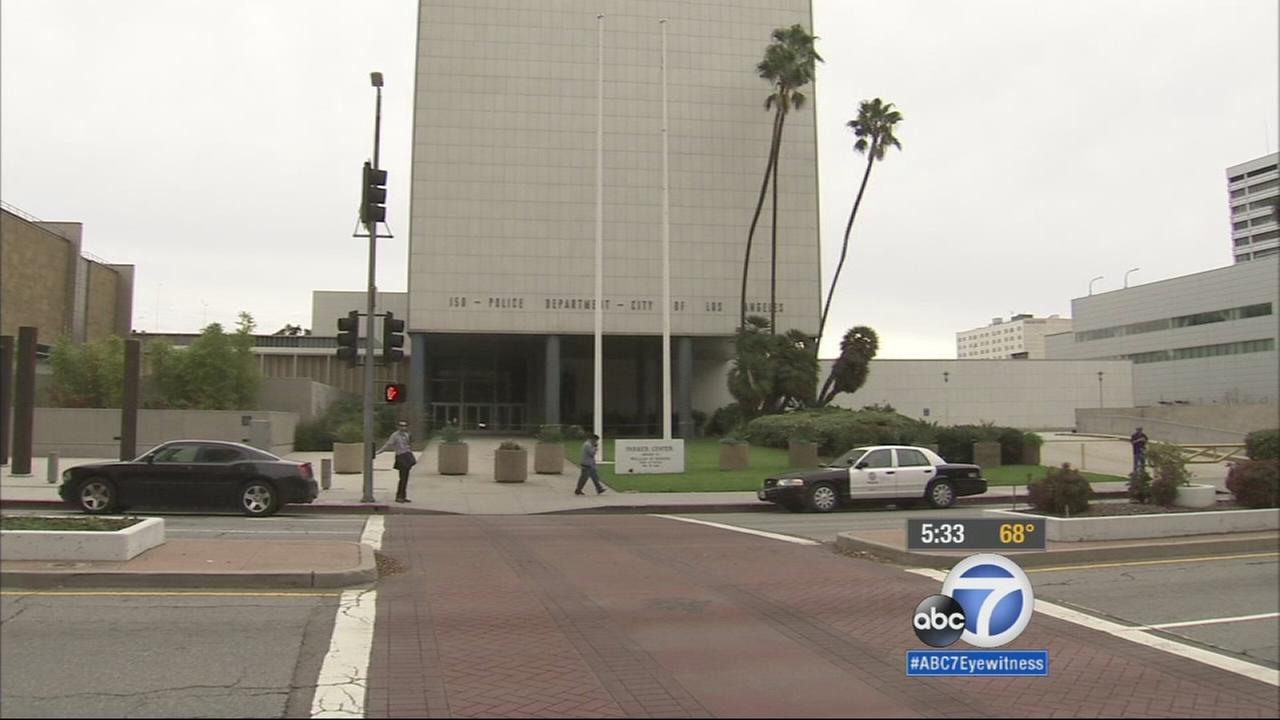The Los Angeles Cultural Heritage Commission nominated Parker Center, the iconic former headquarters of the Los Angeles Police Department, as a Historic-Cultural Monument during a commission meeting Thursday.