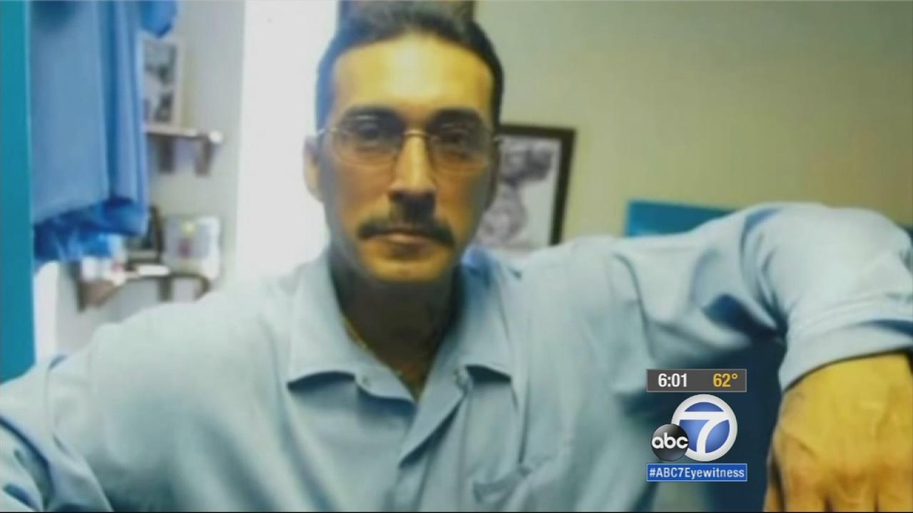 Former Mexican Mafia hit man Rene Enriquez is shown in this undated file photo.