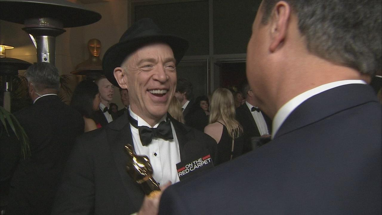 J.K Simmons says family most important part of life ...