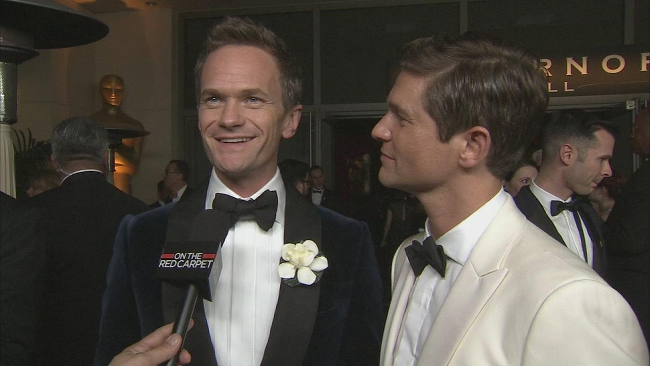 Oscars host Neil Patrick Harris said he wanted to show viewers that the awards show is about celebrating movies.
