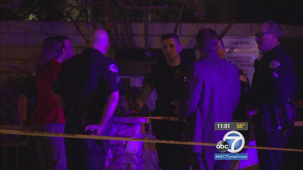 Los Angeles County Sheriffs Department homicide detectives were investigating the fatal stabbing of a man in Baldwin Park Thursday night.