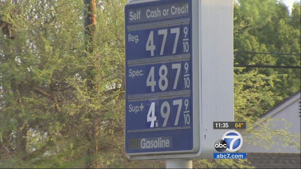 Gas prices jumped 15 cents overnight, according to AAA, marking the largest daily increase since October 2012.