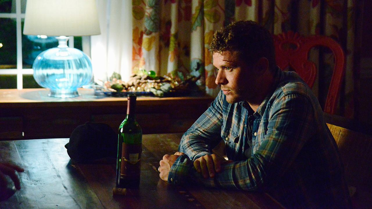 Ryan Phillippe stars as Ben Crawford in Secrets and Lies.