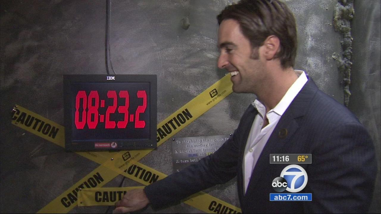 Escape Rooms are the latest trend for thrill seekers, and players pay around $30 to be locked inside a maze of rooms with only a few clues to help them escape before time runs out.