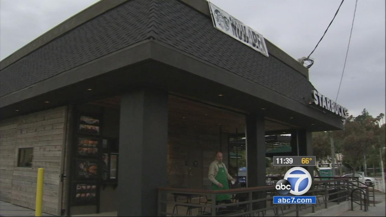 The coffee shop dubbed the most depressing Starbucks in America has reopened with a brand new look.
