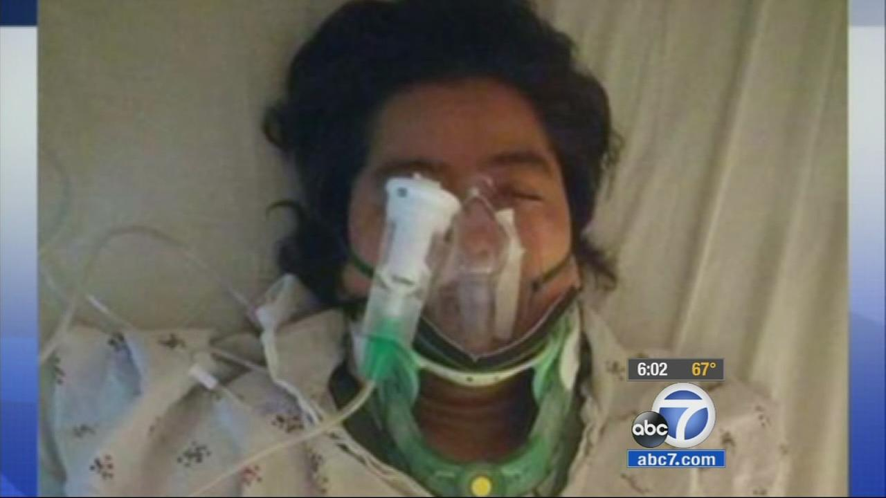Sun Lee is recovering slowly in the hospital after a hit-and-run crash in Koreatown on Saturday, March 14, 2015.