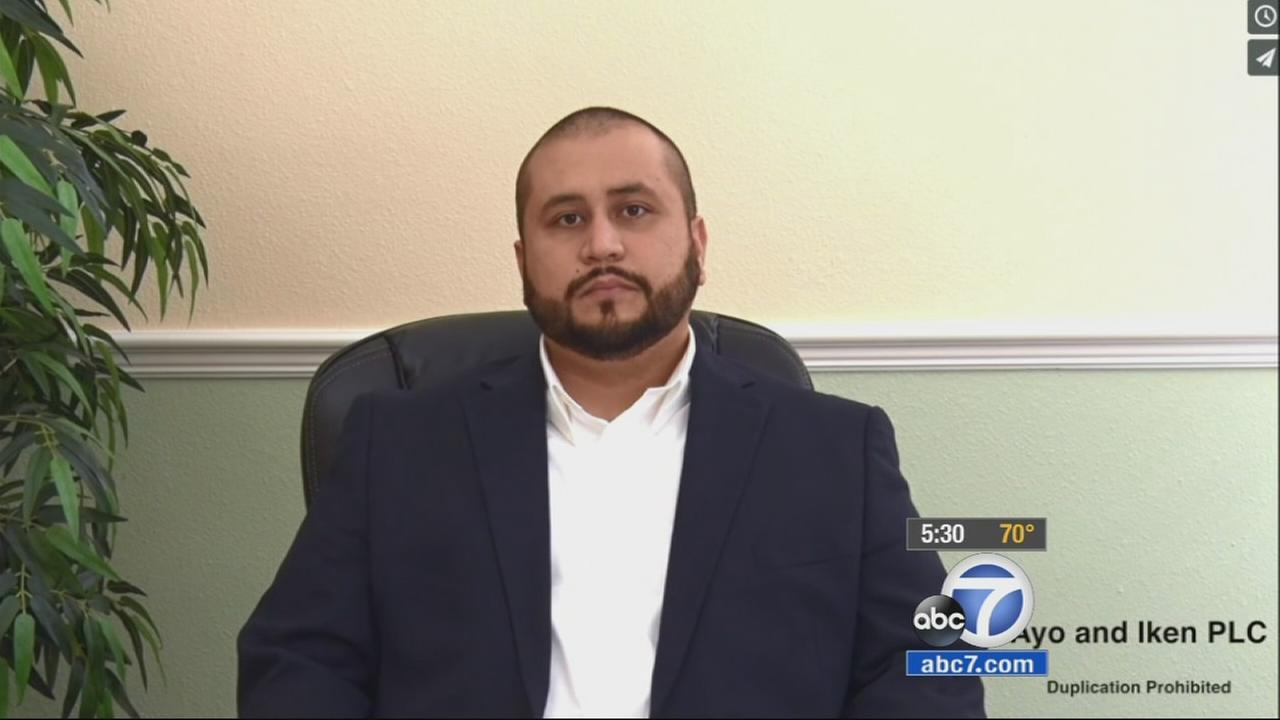 George Zimmerman said that he cannot feel guilty for surviving the deadly confrontation that lead to the death of 17-year-old Trayvon Martin in Florida three years ago.