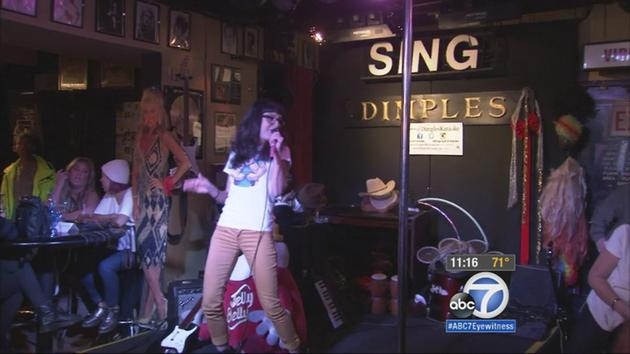 Dimples, iconic Burbank karaoke bar, to close