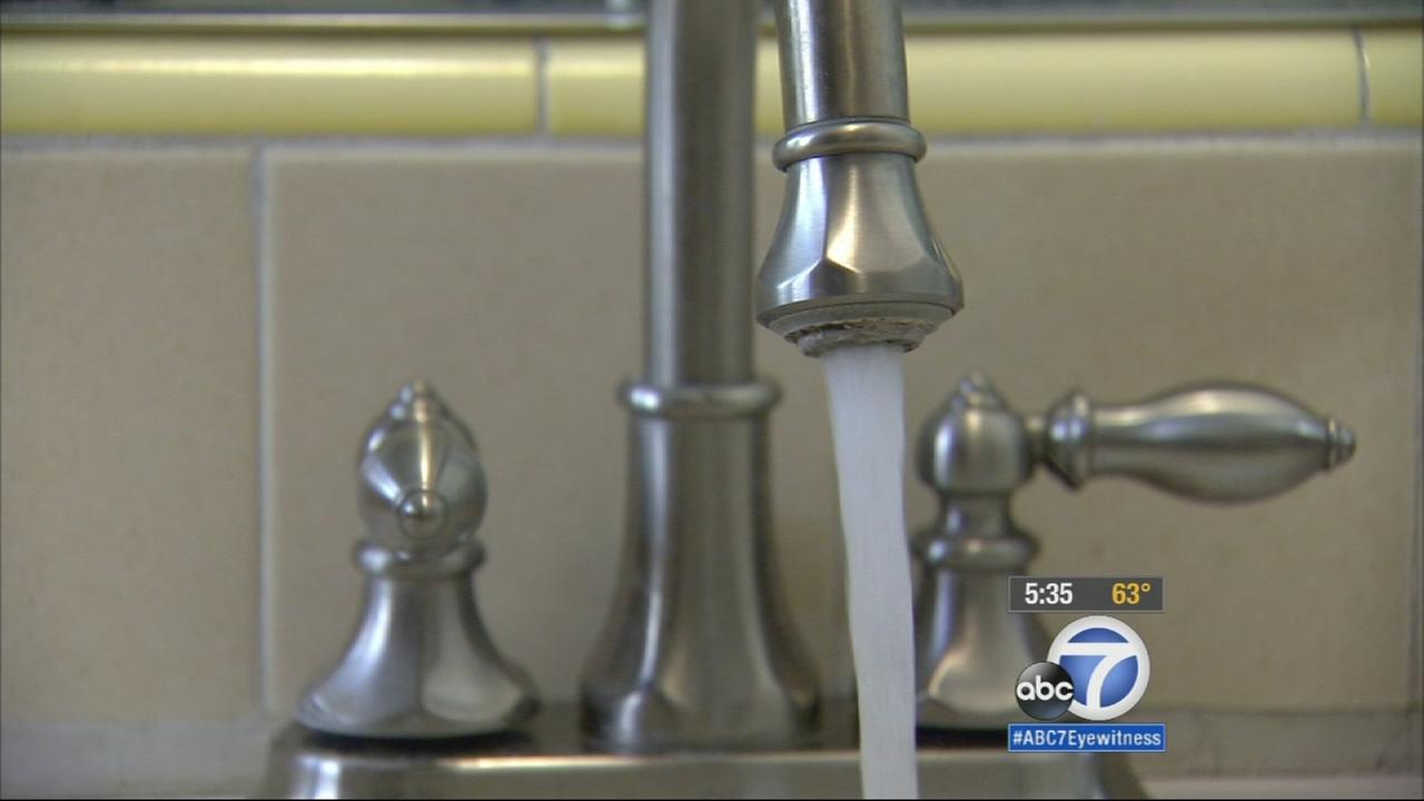 There are several ways to save water in the midst of a drought.
