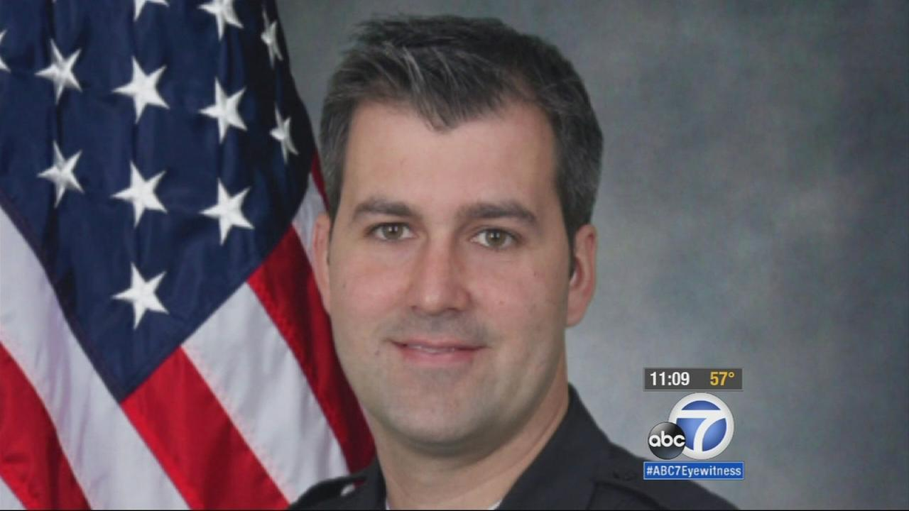 South Carolina Officer Michael Slager is shown in this undated photo.