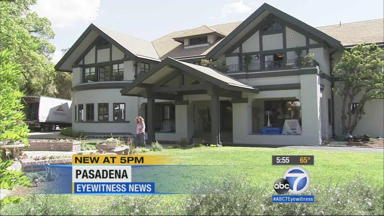 Starting April 19, you can tour mansions from the early 1900s in this years Pasadena Showcase House of Design.