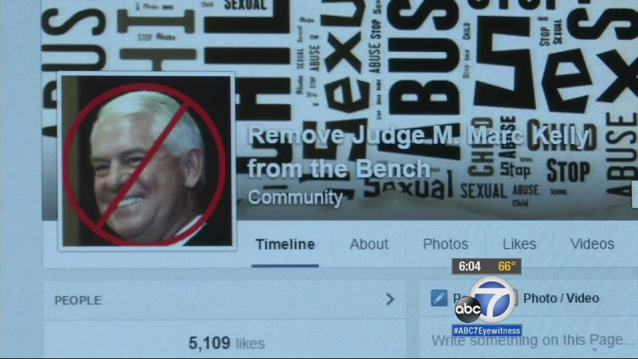 A Facebook page calls for the resignation of an Orange County Superior Court judge who made a controversial decision to shorten the minimum sentence.