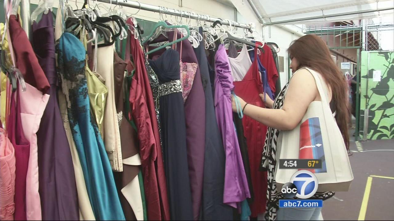 More than 1,000 teens are getting some help for the perfect prom night from the foundation A Place Called Home.