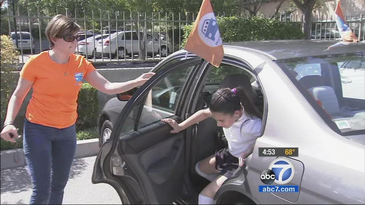 Moms create Hop Skip Drive, ride service for busy kids