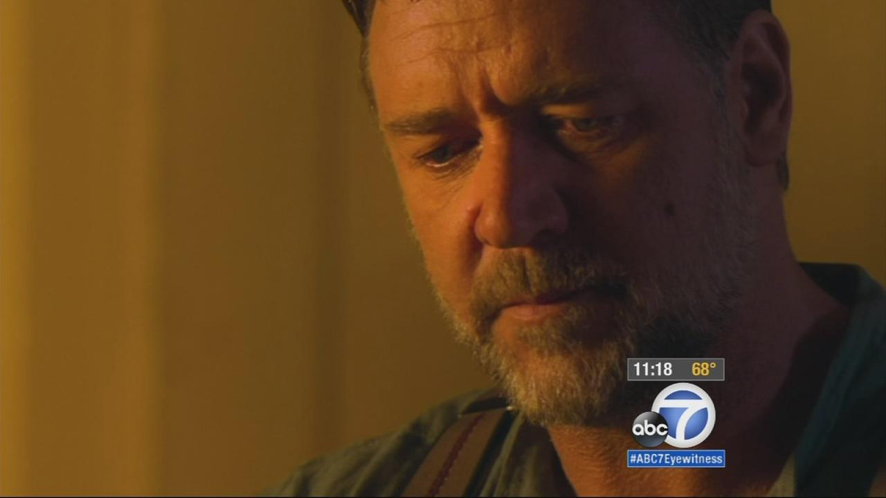 Russell Crowe not only stars in The Water Diviner, but he marks his debut as a feature film director.