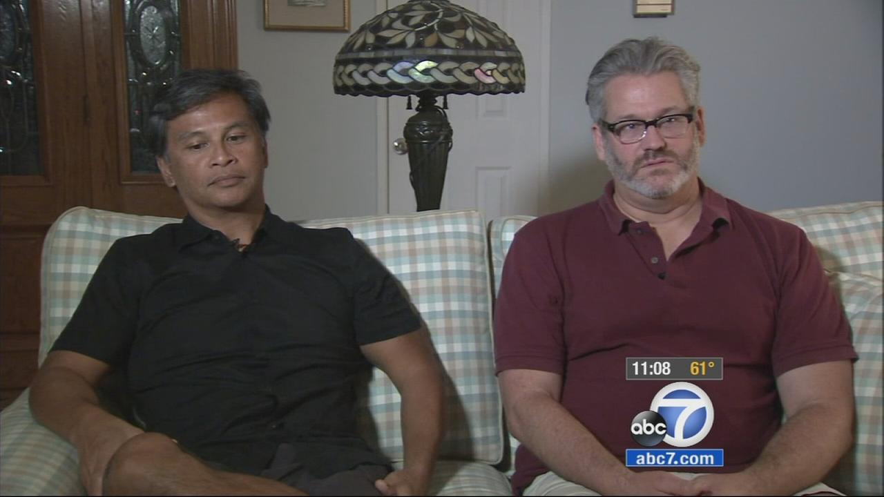 Matthew Mansell and John Espejo moved from California to Tennessee only to discover that their marriage was not recognized in the state.