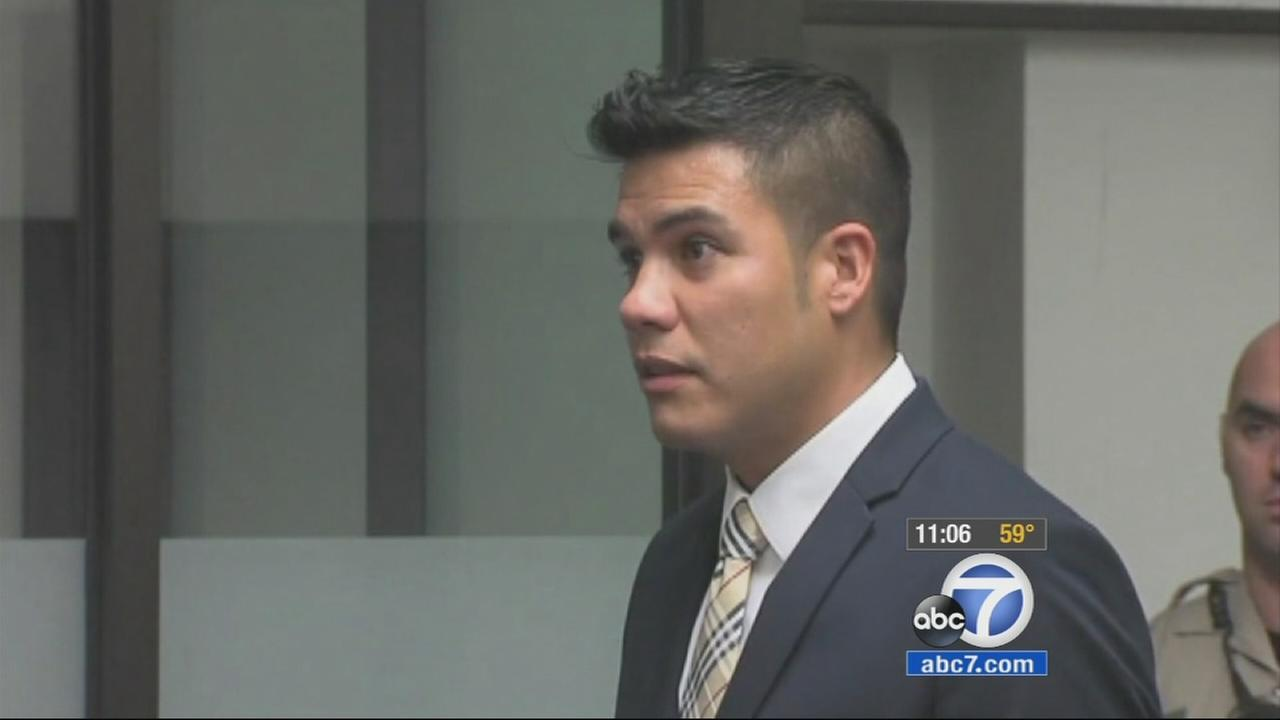 It was an emotional day in a San Diego courtroom Monday after a man was sentenced to jail for knowingly infecting his male partner with HIV.