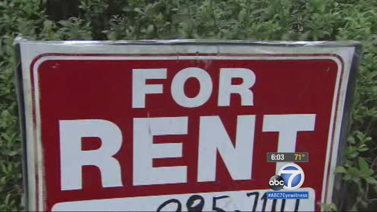 Report finds rent is pricier for Californians than for the average American - and its getting higher.
