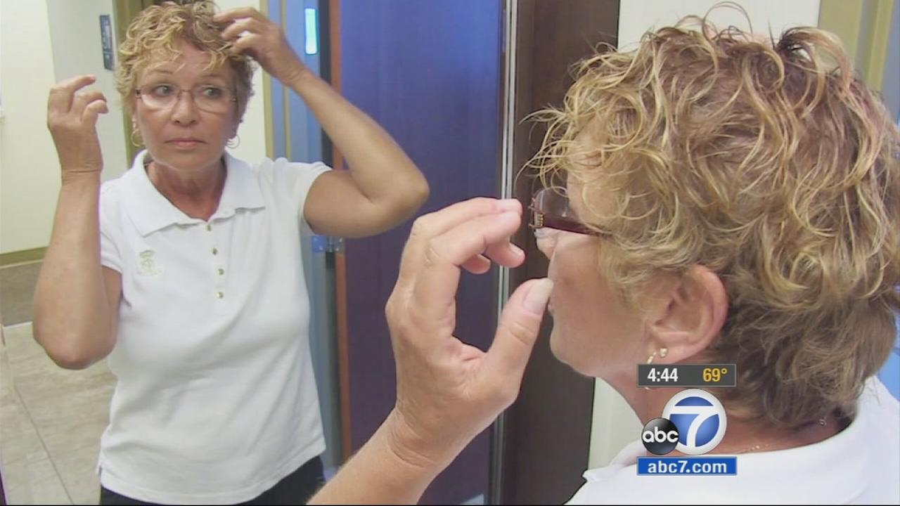 Doctors say technological advances have created more options to help women treat their thinning hair.