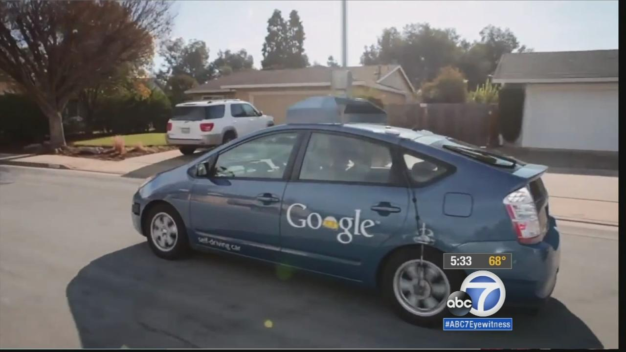 A Santa Monica based non-profit organization is blasting Googles driverless cars, calling into question their safety and reliability.