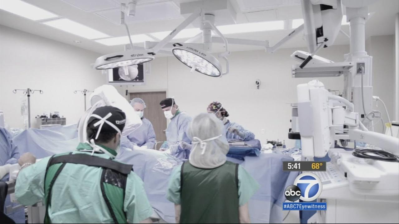 Rick Greenwood has made it his mission to inform patients of the importance of research after back surgery left him paralyzed.