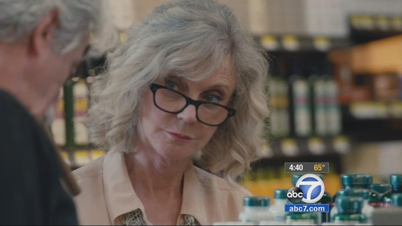 Blythe Danner shows you can never be too old to find love in Ill See You in My Dreams.