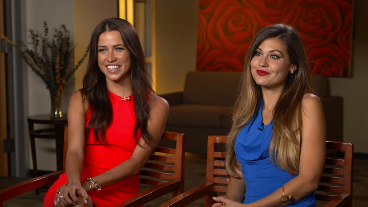 Kaitlyn Bristowe and Britt Nilsson sit down with ABC7s George Pennacchio to talk about The Bachelorette.