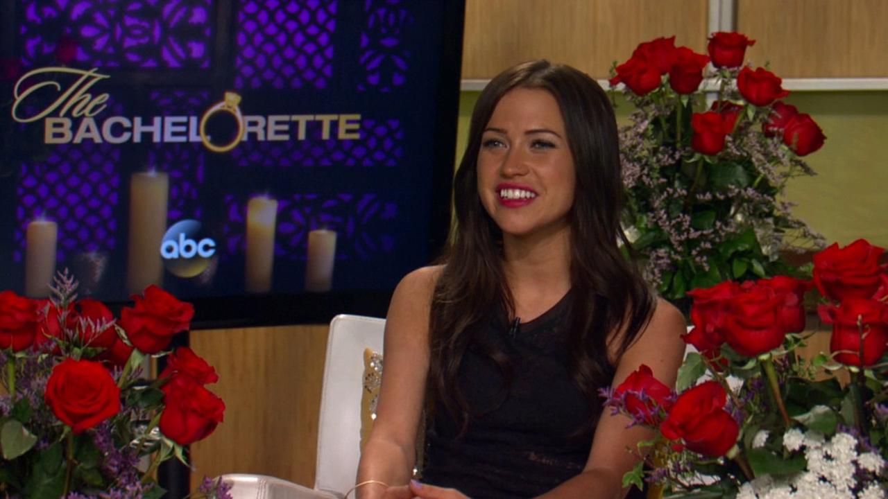 The Bachelorette Kaitlyn Bristowe is shown in this undated photo.