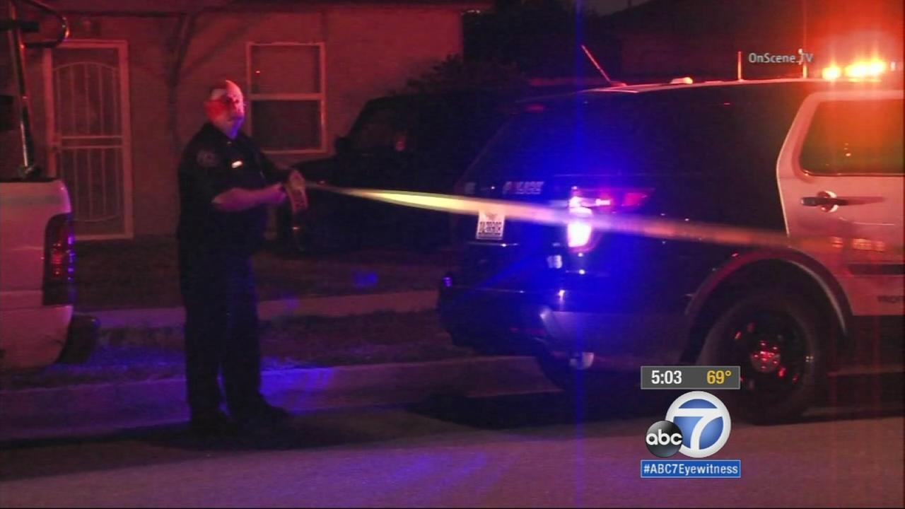 A 13-year-old and a 16-year-old suffered gunshot wounds following a shooting in Azusa late Wednesday night.