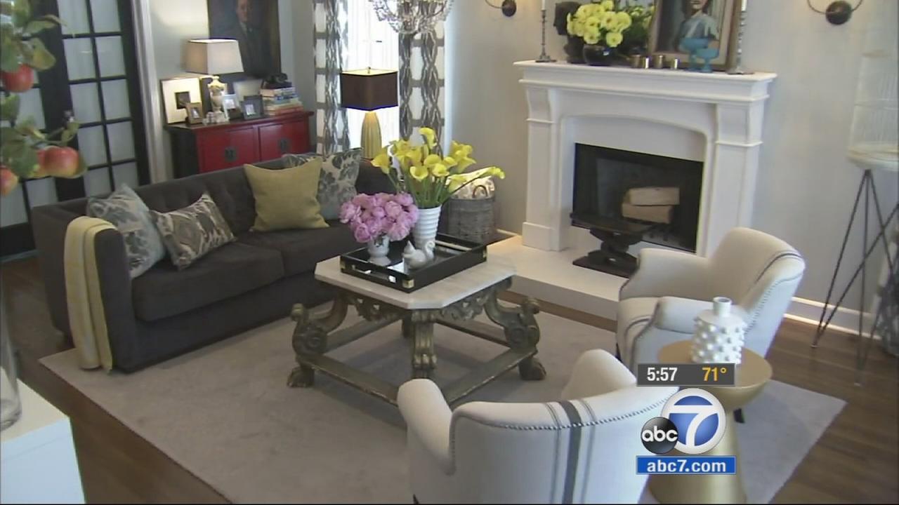 Celebrity Interior Designer Shows How To Re Do Home On Budget