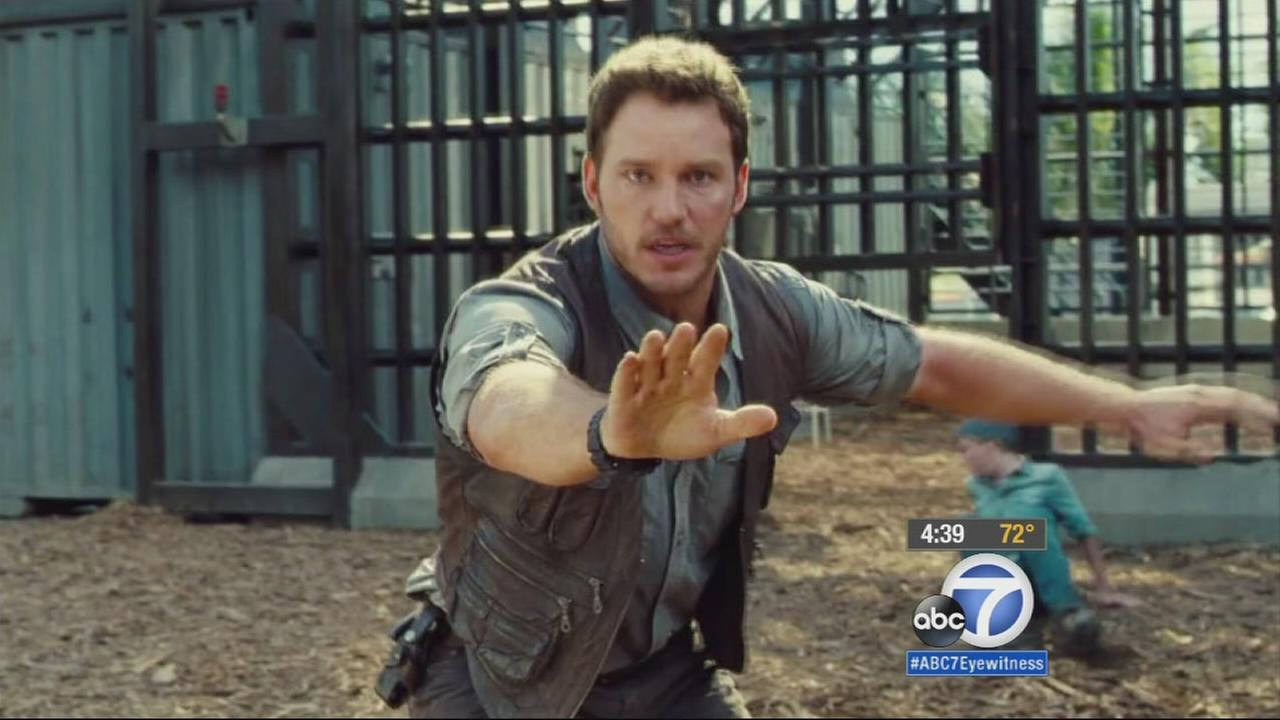 Jurassic World is expected to stomp the competition at the box office this weekend, but does the sequel live up to all the expectations?