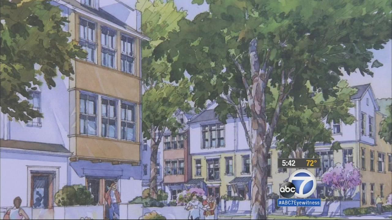 A San Bernardino neighborhood, described by residents as a rough place to live, is about to undergo a big change.