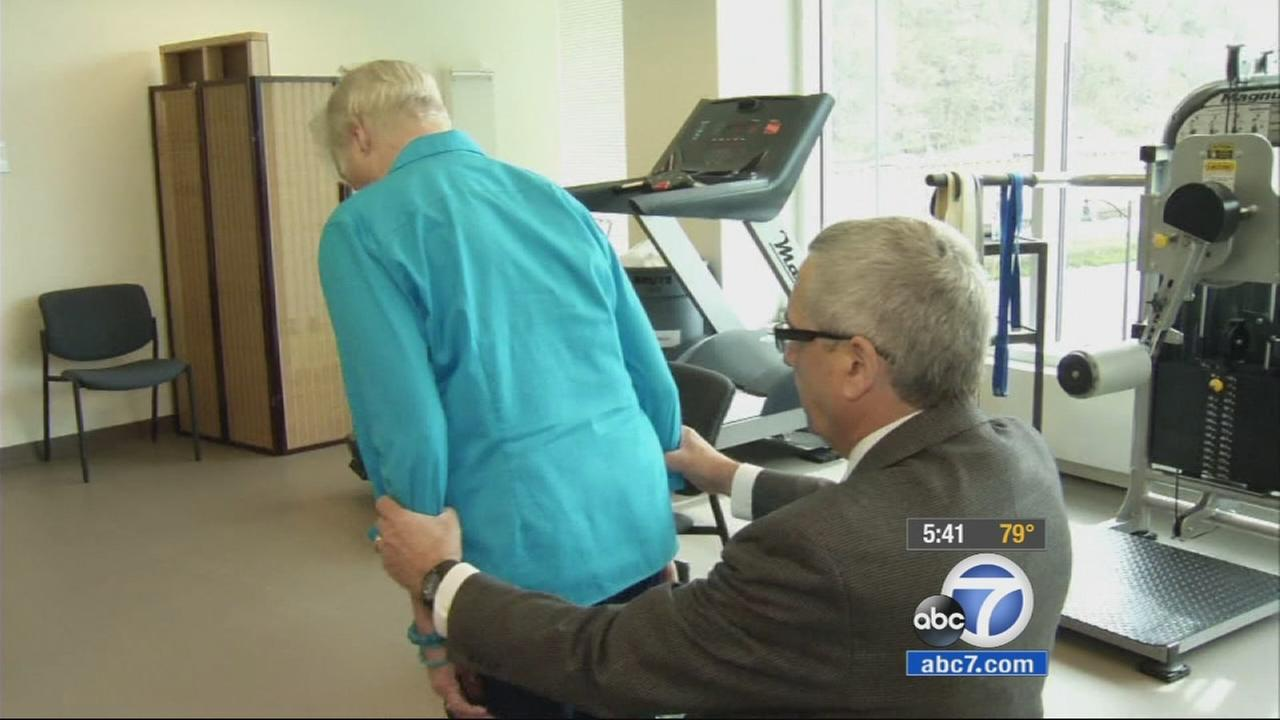 A new study shows how physical therapy may be an option that helps patients avoid back surgery.