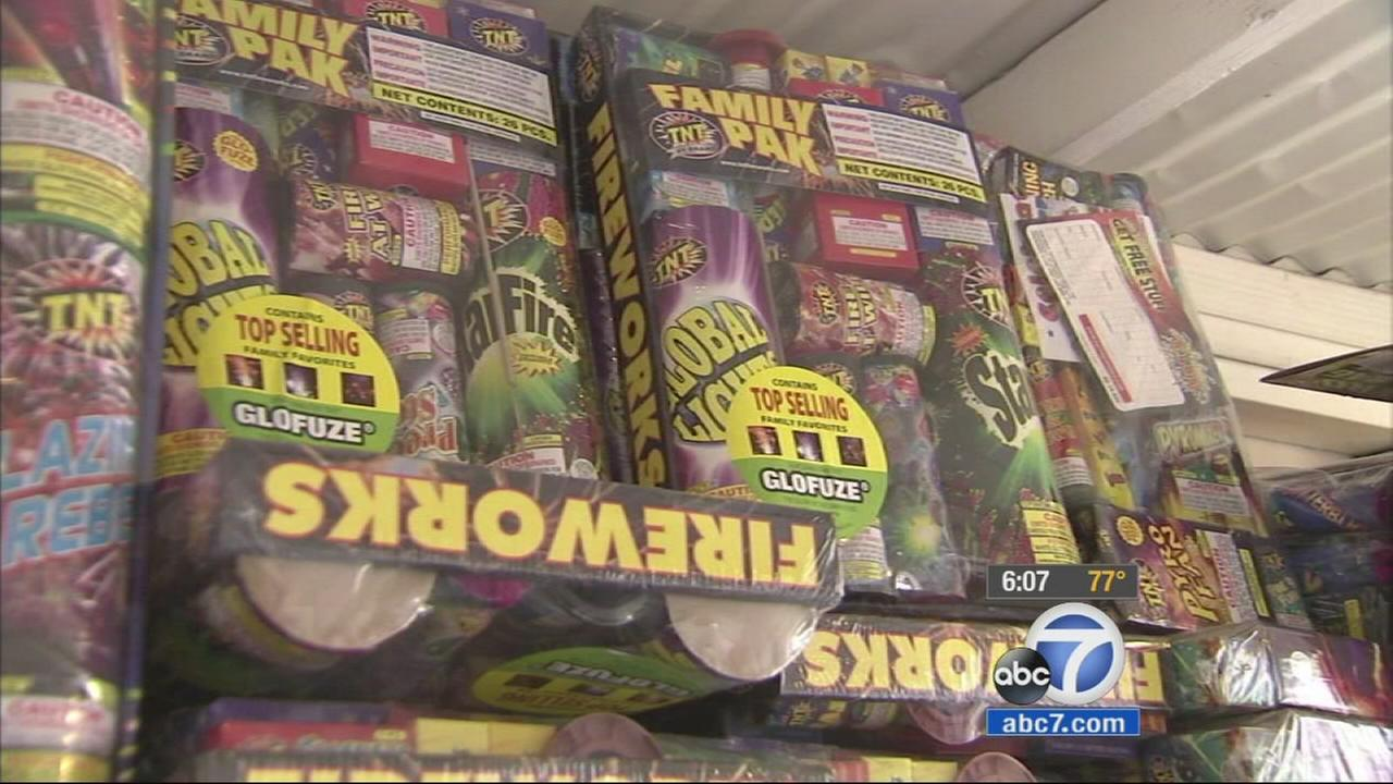 Voters chose to bring safe and sane fireworks back after passing Measure E last year.