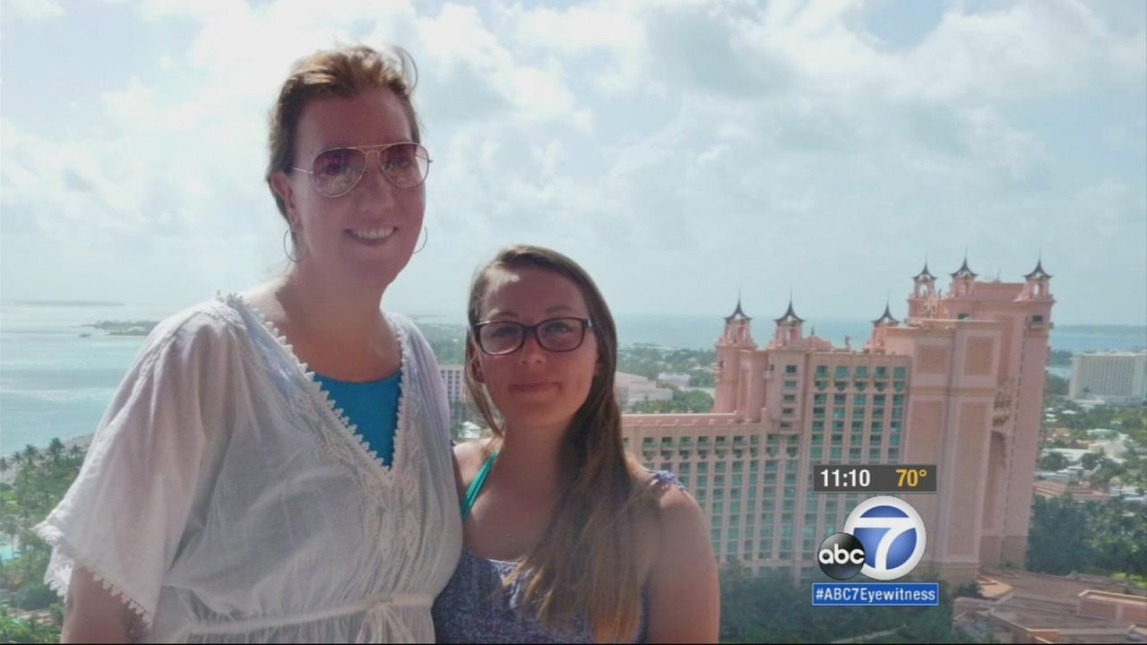 A Valencia woman with terminal cancer made it to her daughters 21st birthday in the Bahamas. Shes suing for the right to die on her terms in California.