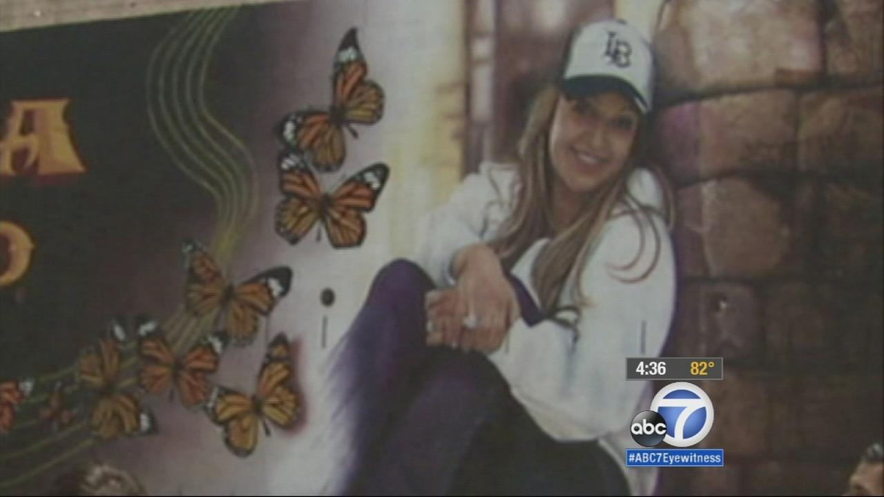 It was an emotional day in Long Beach at a ceremony honoring the late dearly loved singer Jenni Rivera.